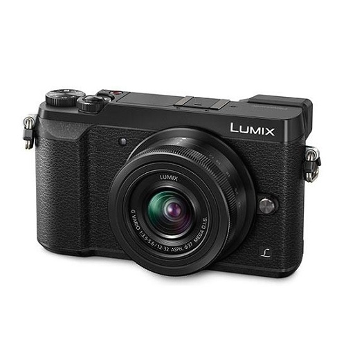 Panasonic Lumix DMC-GX80 + 12-32mm